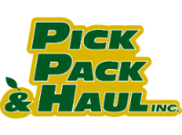Pick Pack and Haul Logo